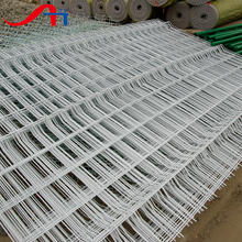 Cheap 10 gauge welded wire mesh fence panel