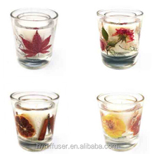 aroma scented candles for home decorative