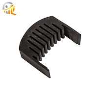 Plastic Chair Leg Floor Protectorwit Rubber