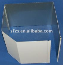 Aluminum-alloy Top Box Cover Rolling Shutter Accessory