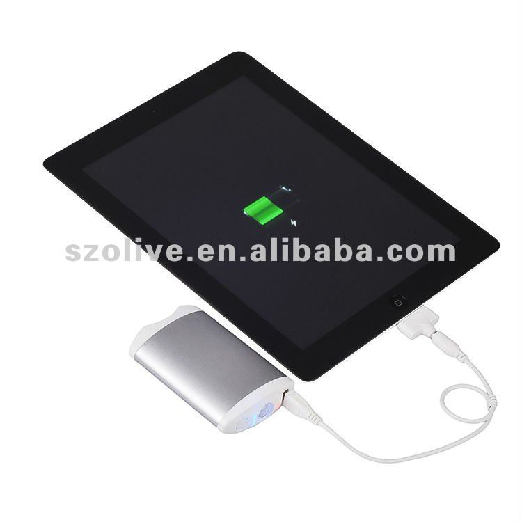 Wholesale Android mid tablet charger for 3 with hand warmer