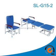 Cheap medical fodlable accompany bed price SL-G15