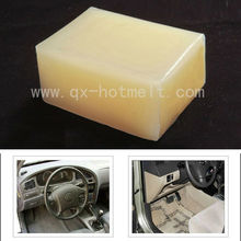 Hot selling hot melt glue for automobile car interior sticking
