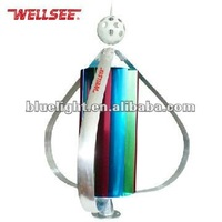 Wellsee mini windmill WS-WT300 300w 12v 24v permanent maglev wind turbine small home use wind generator