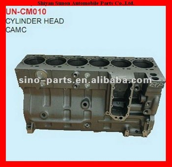 Cummins 6CT8.3 truck 240HP cylinder block design 3971411