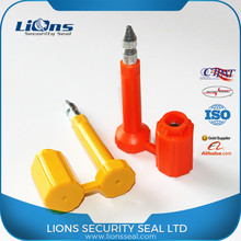 Hot sell protect cargo trailer door security bolt seal LS-204