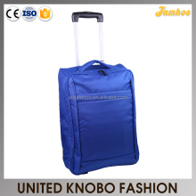 Promotion foldable travel bag foldable trolley luggage