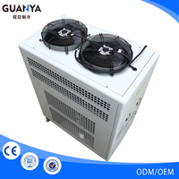 Factory made 100% good quality compressor power 0.75kw water cooled chiller