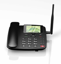 3.5 inch big display 3G HSPA+ 21M DL Fixed Wireless Phone FWP with WiFi HotSpot, bluetooth, FM radio