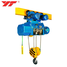 High Quality Customized 2 ton electric hoist trolley wireless remote control
