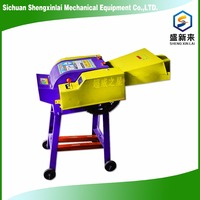 Agricultural Fodder Cutter Agriculture Chaff Machine Cutting Corn Silage Machinery For Sale