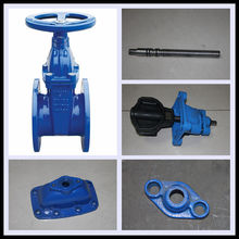 non-rising stem 6 inch water gate valve prices