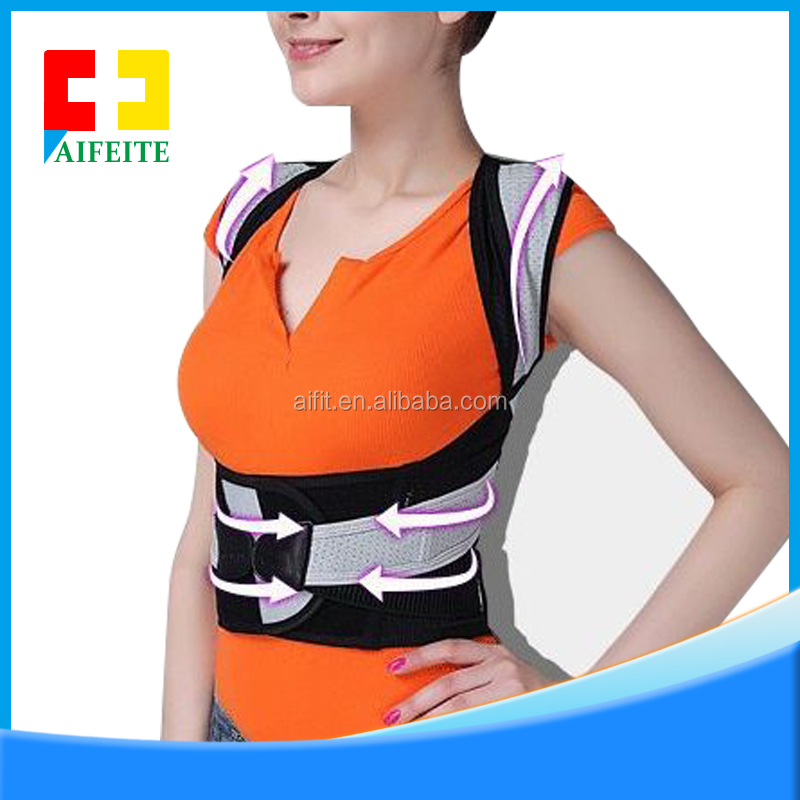 Best selling PCB-03 spinal brace posture corrector back brace to correct posturefor men, women and kids