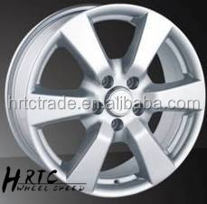 HRTC 16 inch 17 inch Aluminum Alloy wheels for cars rims for NISS AN