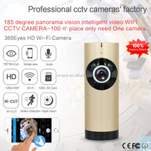 720P WiFi fish eye ip camera XMR-JK10