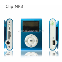 2014 cheapest!! Top mini clip mp3 with digital sound recording,ten different colours