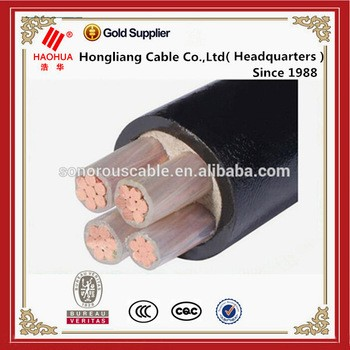 NO.3424- Low voltage 0.6 / 1kV XLPE Insulated Unarmoured Copper Electrical 16mm2 25mm2 35mm Power Cable