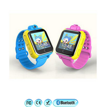 New waterproof Kids smart watch for baby children popular GPS tracker LBS SOS 3G cell Phone calls Wifi Android