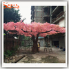 Large outdoor fake flowers tree type of artificial cherry blossom tree arches for wedding decoration