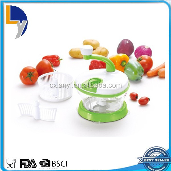 Best quality kitchen tools in China manufacturer oem herb slicer