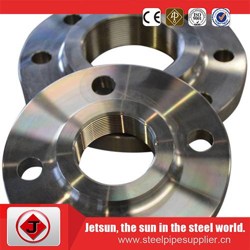 Lb backing rings threaded flange stainless steel