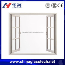 CE certificate durable manufactor supply upvc windows sections