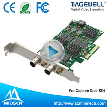 Capture card sdi Hd 1080p Video Audio Capture Card Pci-e Pro For Pc or iptv box