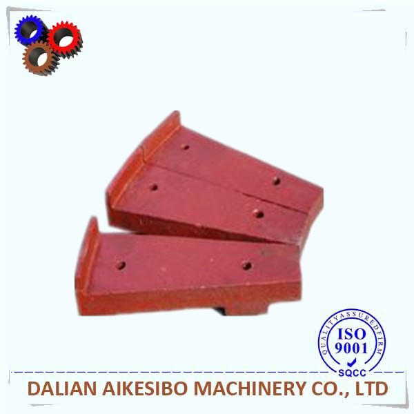 Chinese crane spare parts supplier &crane guard plate