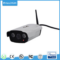 Outdoor Use IP camera, Box Camera for Home Automation
