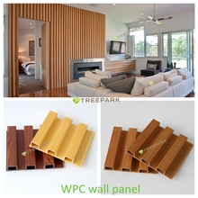 Hotel/office/ restaurant WPC interior wall decorative paneling
