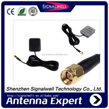 Signalwell FREE SAMPLES Marine Glonass / GPS Active Antenna external Auto Car 1610-1575 GPS antenna for android tablet