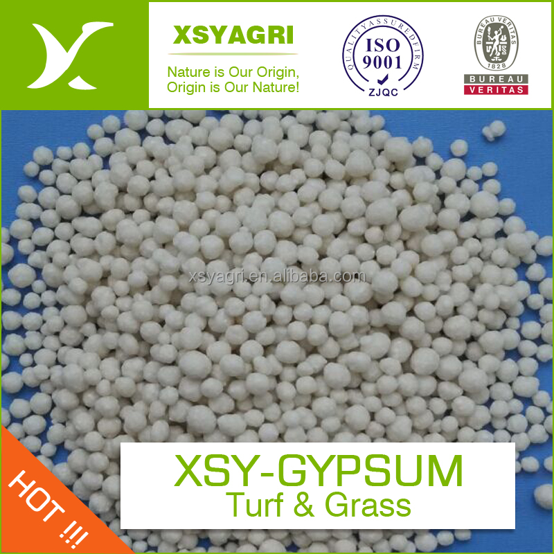 Best quality and favorable price calcium sulphate from China