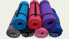 Extra Thick 10mm NBR Yoga Mat Gym Pilates Fitness Exercise Balance Board Pink