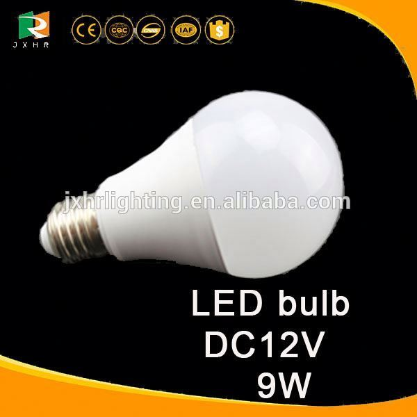 CE ROHS made in china led rgb light bulb dmx e27 b22 pf>0.9