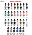 Tobeco USA best selling mini super tank wholesale mini super tank gold 31 colors available