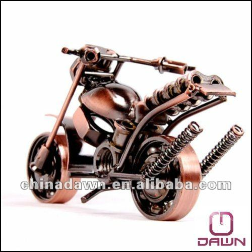 unique iron MOTO model gifts CD-TC015