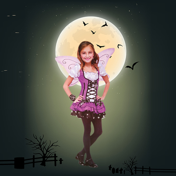 Carnival fascinations halloween costumes for kids