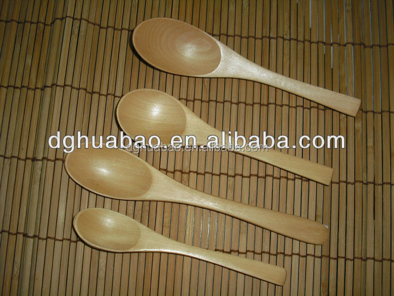 biodegradable disposable wooden cutlery