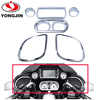 Motor accessories ABS inner fairing trim kit for Harley Ultra Classic Electra Glide Street Glide