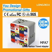 LongRich uk plug power adapter special design gadgets and gizmos