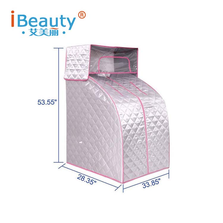 Factory price portable sauna infrared steam bath machine for home