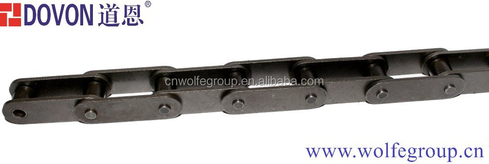 ISO Standard Driving chain 20A transmission roller chains B series