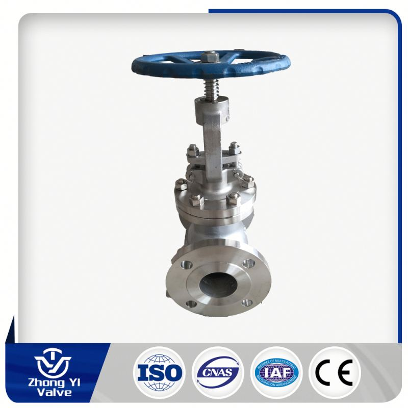 High quality low price flange motorized control 1/2 to 12 inch globe valve from factory