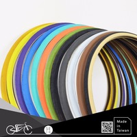 Taiwan fixed gear bike parts 700 x 25C colored bicycle tires