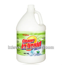 4L Antiseptic Household Disinfection liquid/Cleaner