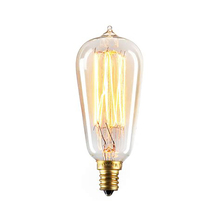 Factory Price Decoration st64 vintage led light bulb