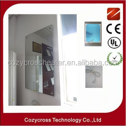 ZS Living room electric bathroom mirror heater