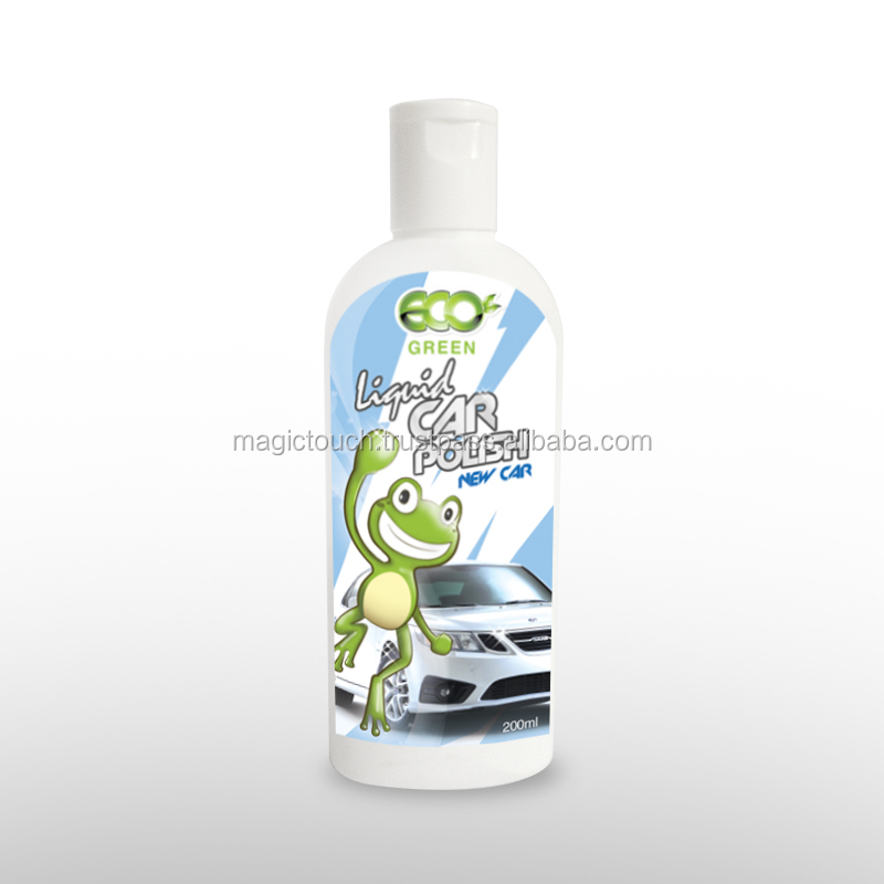 EcoGreen Liquid Car Polish (New Car)