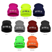 New 2015 hot sale Bad Hair Day Beanie hat caps winter hiphop caps Knitted hats for women men fashion skullies