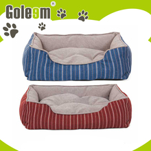 soft luxury quality-assured dog shape beds cushion